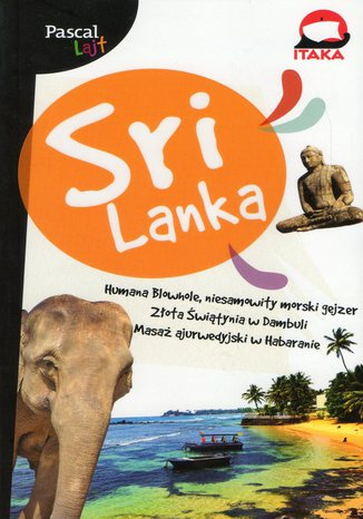 Okładka książki/ebooka Sri Lanka. Przewodnik Pascal Lajt