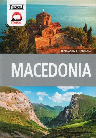 Okładka książki Macedonia. Przewodnik ilustrowany