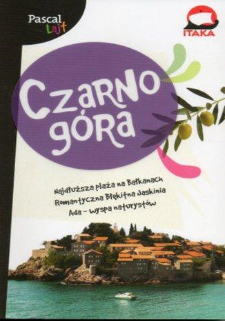 Okładka książki Czarnogóra. Przewodnik Pascal Lajt