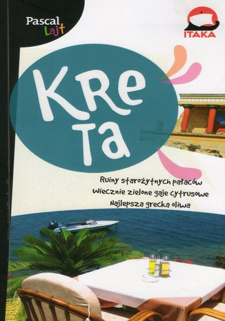 Okładka książki/ebooka Kreta. Przewodnik Pascal Lajt