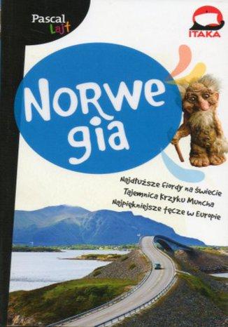 Okładka książki Norwegia. Przewodnik Pascal Lajt