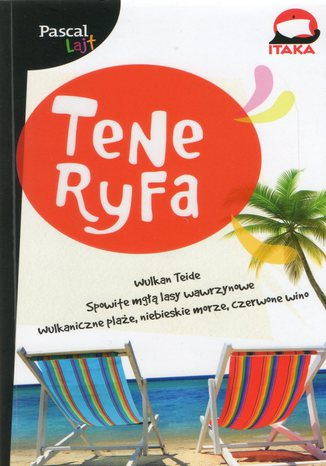 Okładka książki Teneryfa. Przewodnik Pascal Lajt