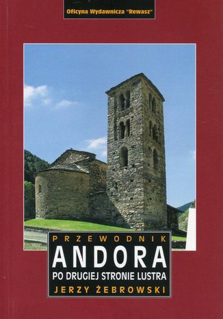 Okładka książki Andora. Po drugiej stronie lustra. Przewodnik Rewasz