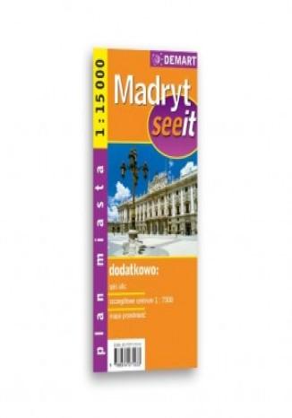Madryt. Plan miasta (See it)