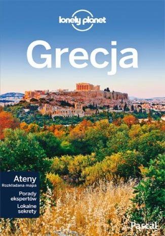 Okładka książki Grecja. Przewodnik Lonely Planet po polsku