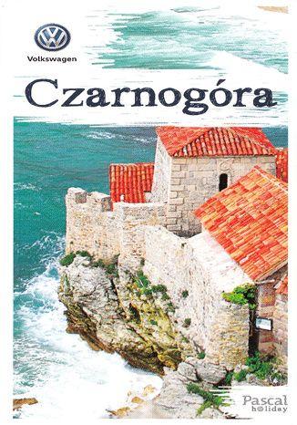 Okładka książki Czarnogóra. Przewodnik Pascal Holiday