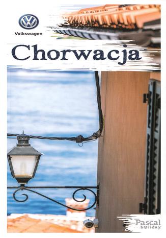 Okładka książki Chorwacja. Przewodnik Pascal Holiday
