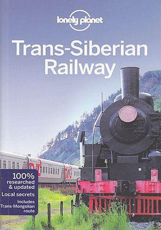 Okładka książki Trans-Siberian Railway (Szlak Transsyberyjski)