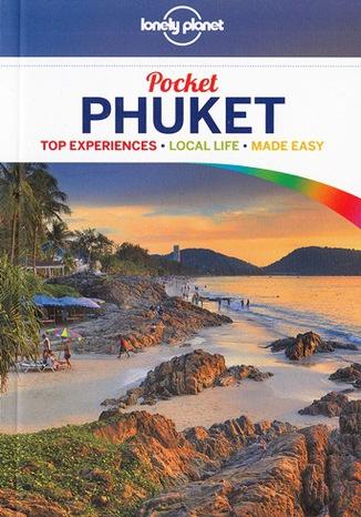 Okładka książki Phuket. Przewodnik kieszonkowy Lonely Planet