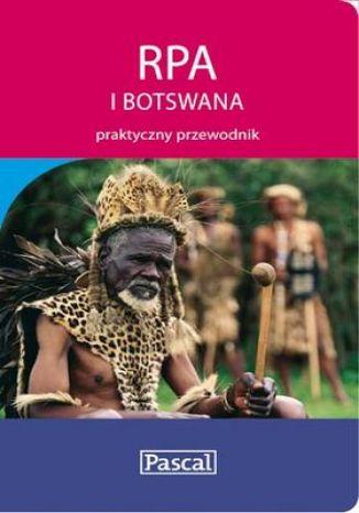 Okładka książki/ebooka RPA i Botswana. Praktyczny przewodnik