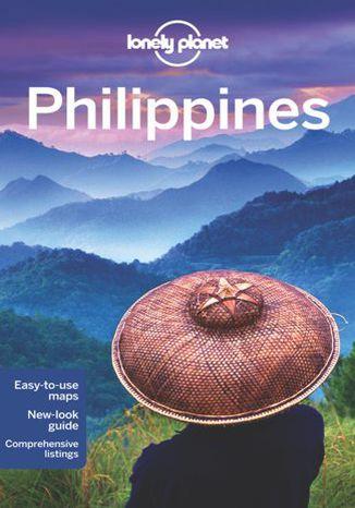Okładka książki/ebooka Philippines (Filipiny). Przewodnik Lonely Planet