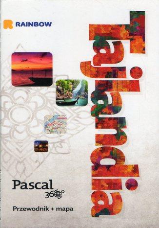 Okładka książki Tajlandia. Przewodnik Pascal 360 stopni