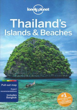 Okładka książki/ebooka Thailand's Islands & Beaches (Tajlandia wyspy i plaże). Przewodnik Lonely Planet