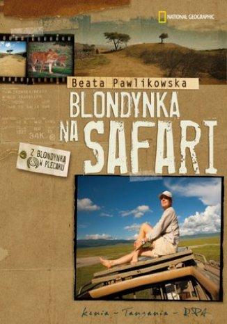 Blondynka na safari