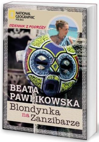 Okładka książki/ebooka Blondynka na Zanzibarze