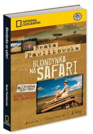 Okładka książki/ebooka Blondynka na safari (Pocket)