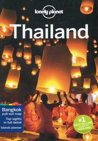 Okładka książki Thailand (Tajlandia). Przewodnik Lonely Planet