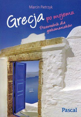 Okładka książki Grecja po mojemu