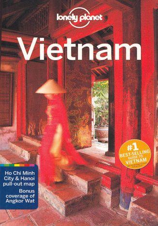 Okładka książki Vietnam. Lonely Planet