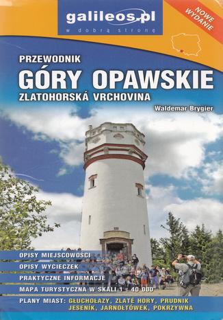 Okładka książki/ebooka Góry Opawskie