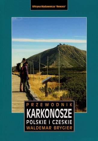 Okładka książki Karkonosze Polskie i Czeskie