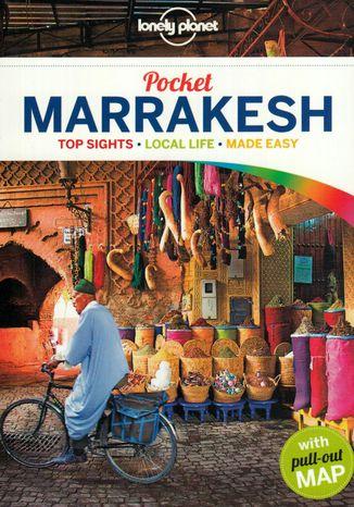 Okładka książki Marrakesh