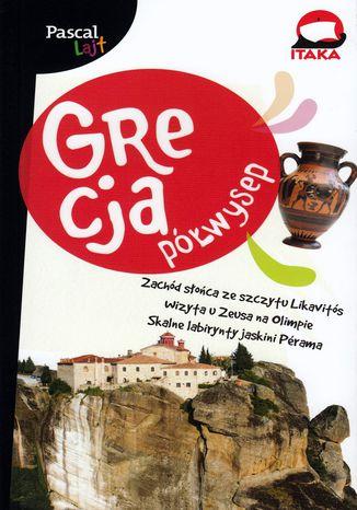 Okładka książki/ebooka Grecja. Półwysep