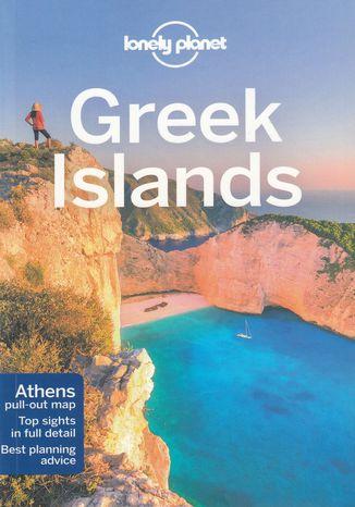 Okładka książki Greek Islands