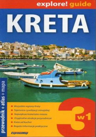 Okładka książki/ebooka Kreta 3w1