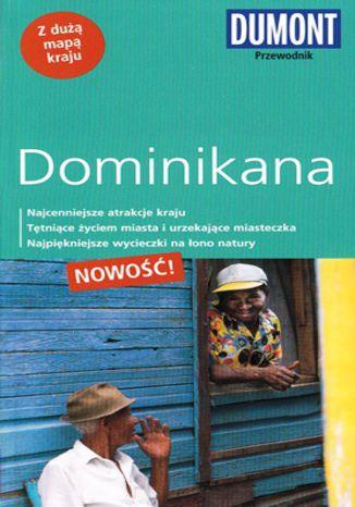 Okładka książki Dominikana przewodnik Dumont