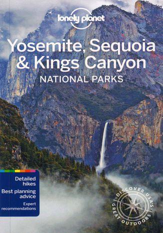 Okładka książki Yosemite, Sequoia & Kings Canyon