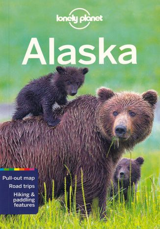 Okładka książki Alaska