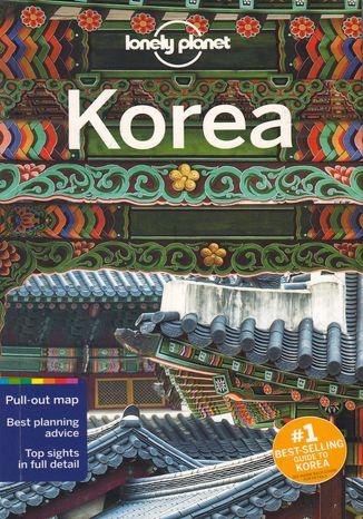 Okładka książki Korea