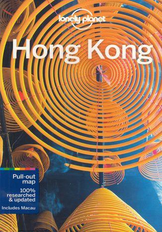 Okładka książki/ebooka Hong Kong