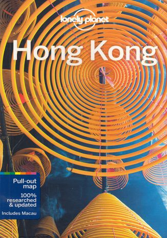 Okładka książki Hong Kong