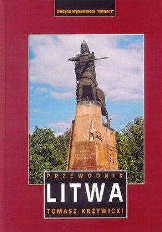 Okładka książki Litwa. Przewodnik
