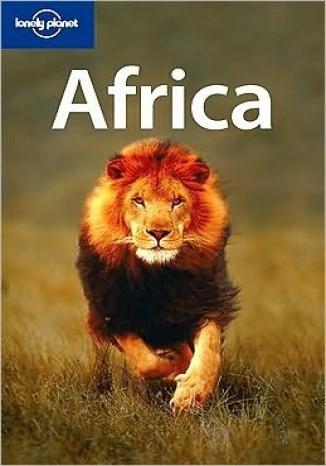 Okładka książki Afryka (Africa). Przewodnik Lonely Planet