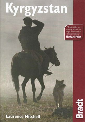 Okładka książki Kirgistan. Przewodnik