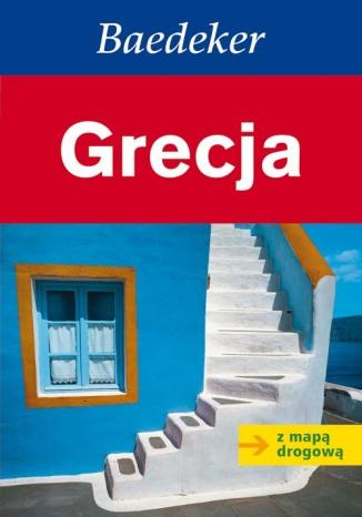 Okładka książki/ebooka Grecja. Przewodnik