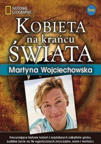 Okładka książki Kobieta na krańcu świata (oprawa miękka)