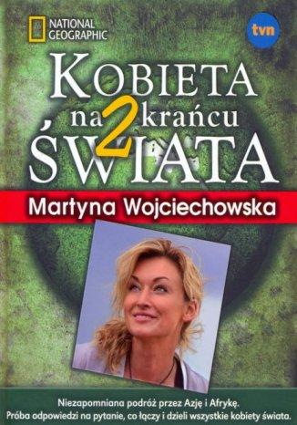 Okładka książki Kobieta na krańcu świata 2