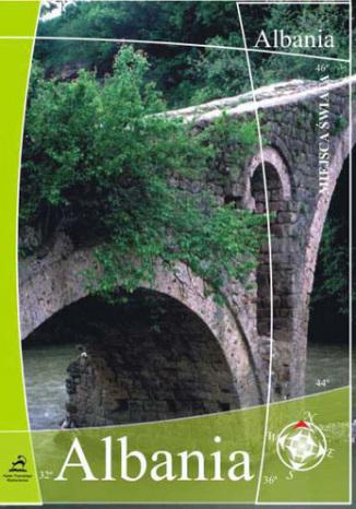 Okładka książki Albania. Przewodnik turystyczny