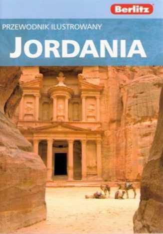 Okładka książki Jordania przewodnik ilustrowany
