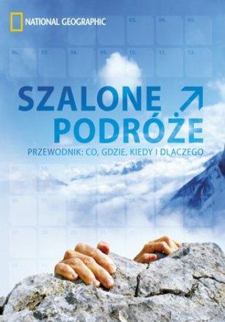 Okładka książki Szalone podróże. Przewodnik
