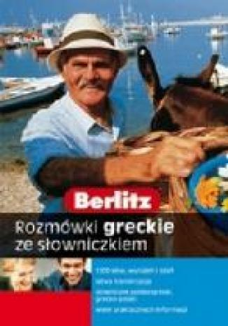 Okładka książki Rozmówki greckie ze słowniczkiem
