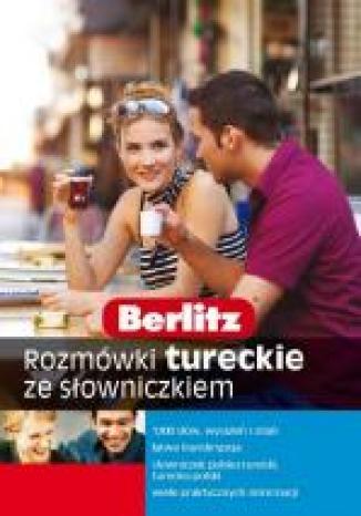Okładka książki Rozmówki tureckie ze słowniczkiem