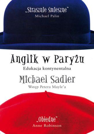 Okładka książki/ebooka Anglik w Paryżu