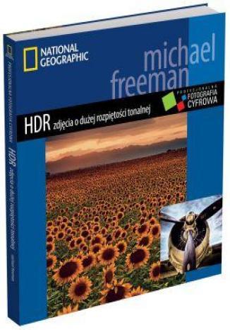 Okładka książki HDR - zdjęcia o dużej rozpiętości tonalnej