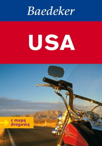 Okładka książki/ebooka USA. Przewodnik