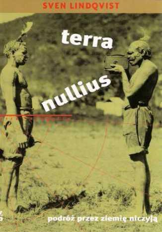 Okładka książki/ebooka Terra nullius. Podróż przez ziemię niczyją